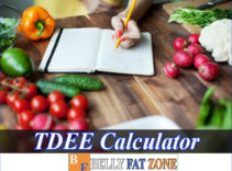 TDEE Calculator – How Many Calories Should I Burn A Day Calculator For Your Purpose?