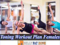 Toning Workout Plan For Females Help You Save Time, Get In Shape Quickly