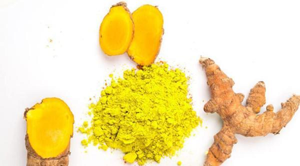 The effects of turmeric starch on health