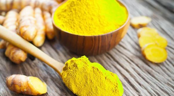 The difference between turmeric powder and turmeric starch