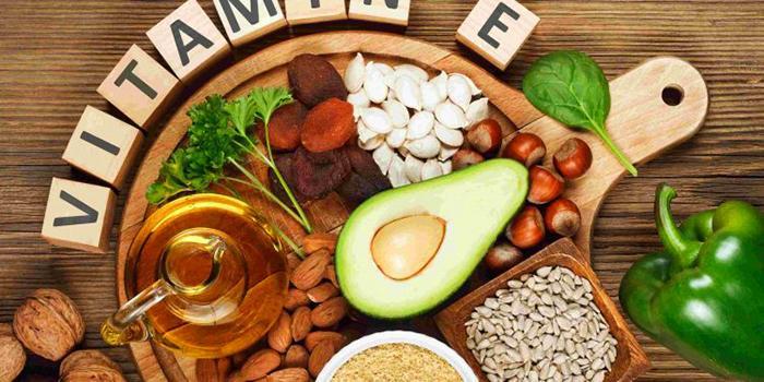 Origin of vitamin E