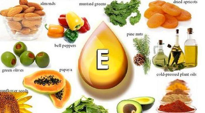 Harmful when misusing vitamin E