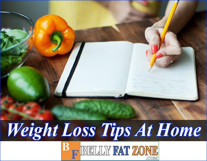 100 Weight Loss Tips at Home Make it Easier for You to remember and Act to Achieve Your Goals More Effectively