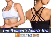 Top 19 Women's Sports Bra 2021 Help Protect Breasts And Exercise Effectively