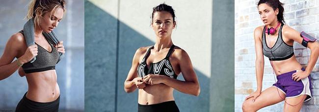 Sports bra support